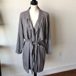 Cloth & Stone Trench Coat